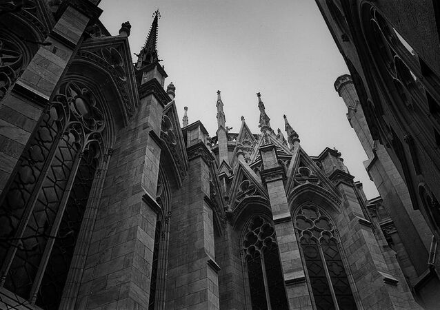 Cathédrale Saint-Patrick à Manhattan