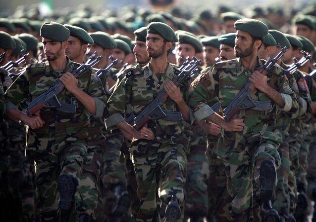 Le Corps des Gardiens de la révolution islamique