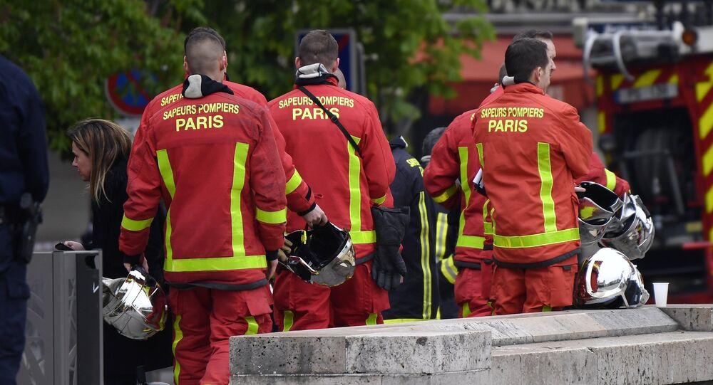 Pompiers parisiens