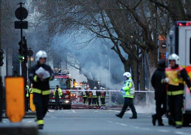 Pompiers britanniques
