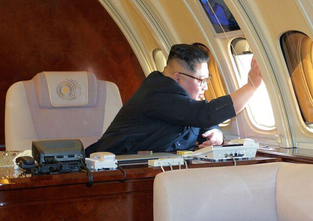 Visites de Kim Jong-un à l'étranger