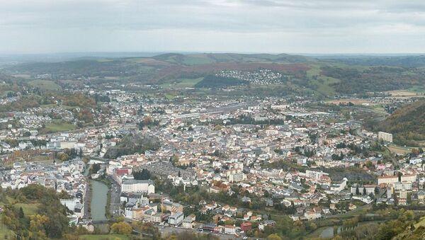 Lourdes vue du Béout (Hautes-Pyrénées, France). - Sputnik France