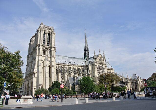 Notre-Dame de Paris en 2013