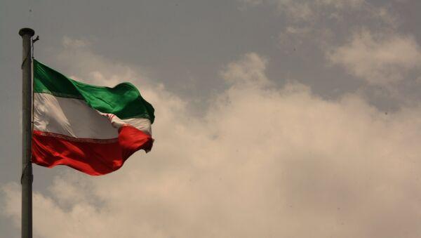La bandera de Irán - Sputnik France