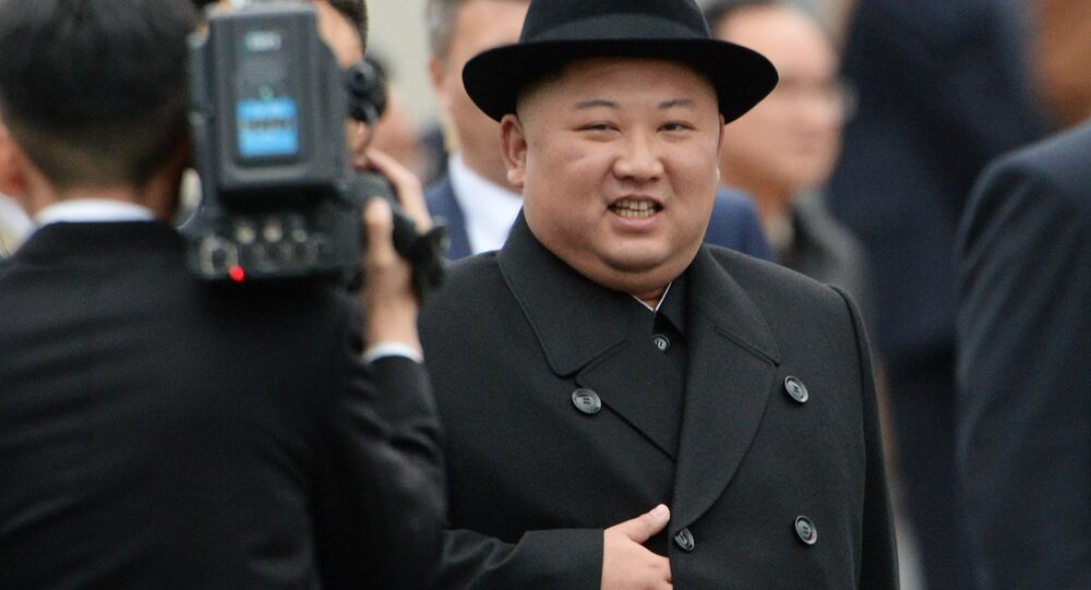 The leader of the DPRK Kim Jong-un arrived in Vladivostok