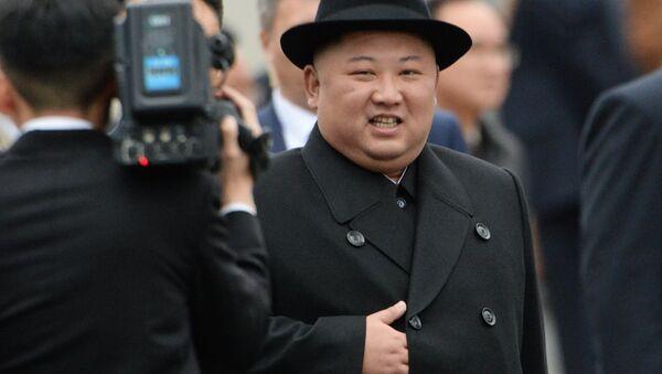 The leader of the DPRK Kim Jong-un arrived in Vladivostok - Sputnik France