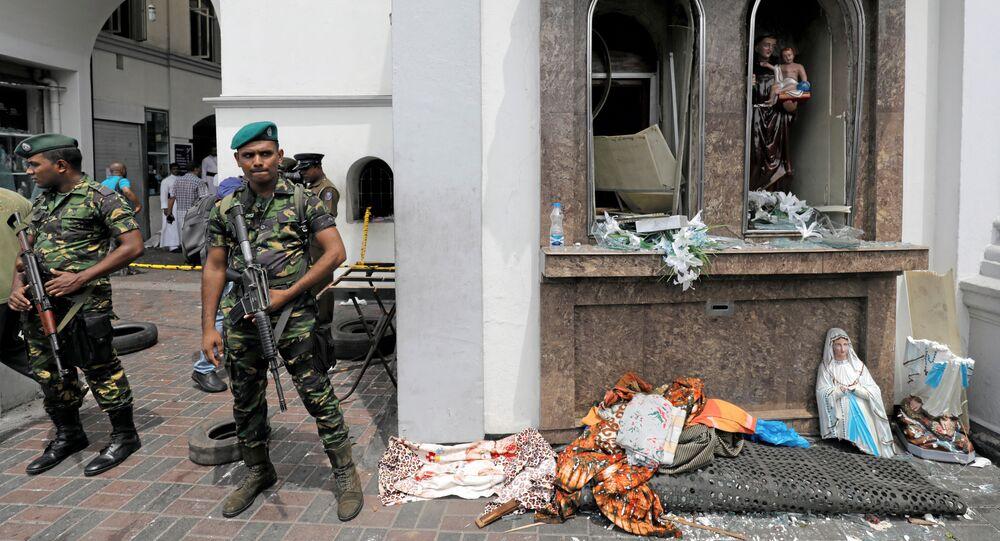 Attentats du 21 avril 2019 au Sri Lanka