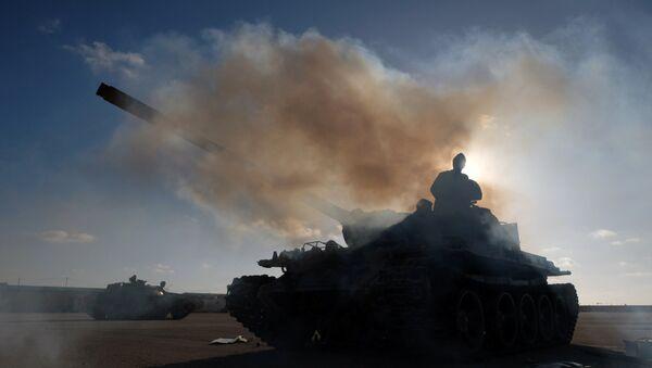 Libye, Armée nationale libyenne (ANL) - Sputnik France