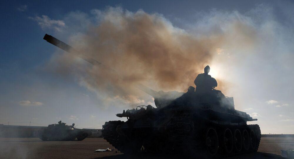 Libye, Armée nationale libyenne (ANL)