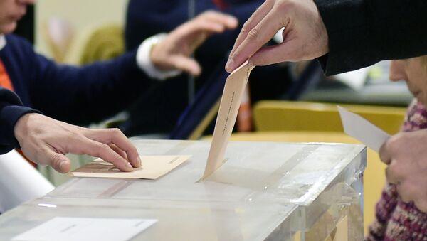 Élections en Espagne (image d'illustration) - Sputnik France