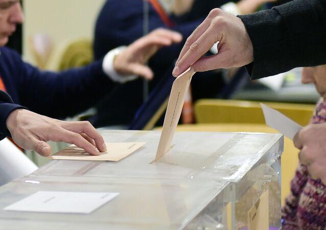 Élections en Espagne (image d'illustration)