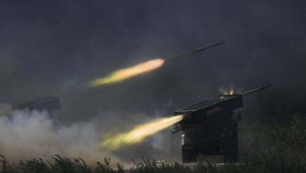 Tornado-G (image d'illustration) - Sputnik France
