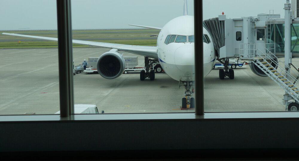 Un Boeing 767-300
