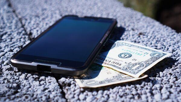 Phone and money - Sputnik France
