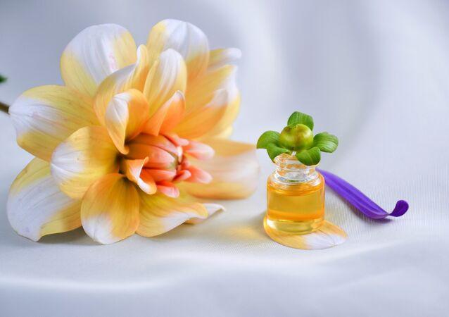 Des fleurs et des arômes (image d'illustration)