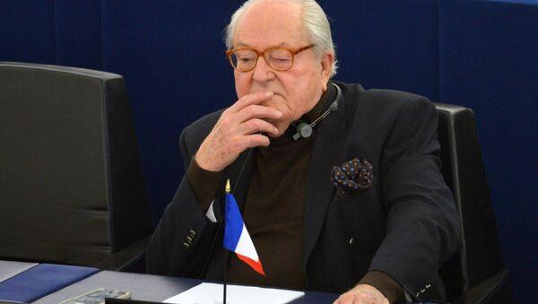 Jean-Marie Le Pen - Sputnik France