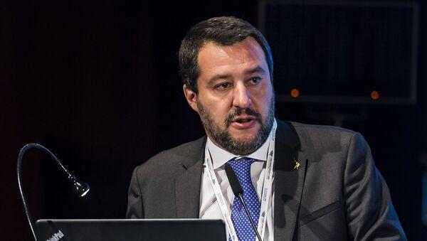 Matteo Salvini  - Sputnik France