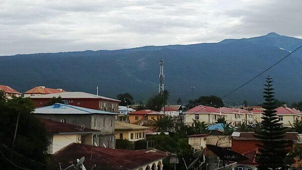 Une vue de Malabo, sur l'île de Bioko, ville portuaire et capitale de la Guinée équatoriale - Sputnik France