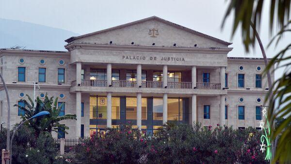 Le palais de Justice à Malabo, Guinée équatoriale - Sputnik France