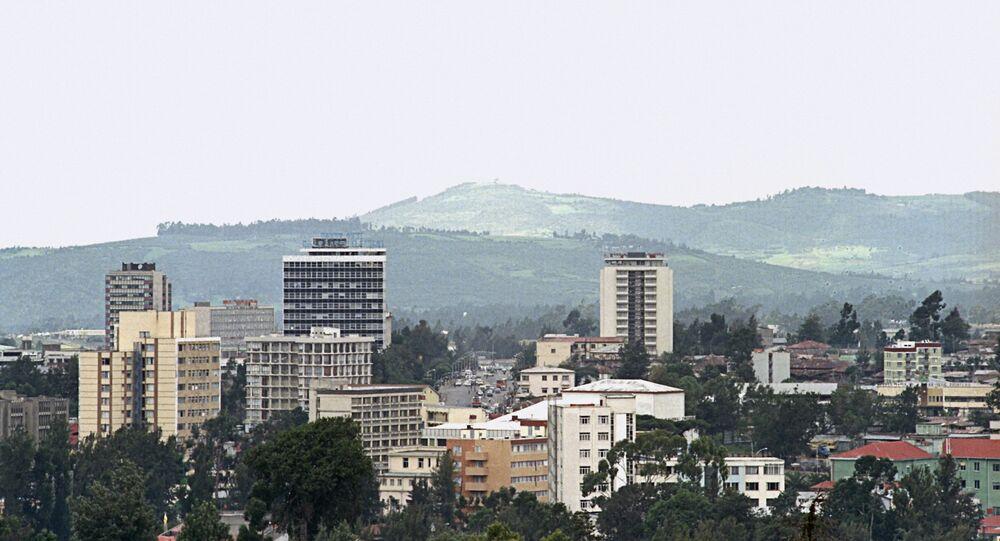 Addis-Abeba, image d'illustration