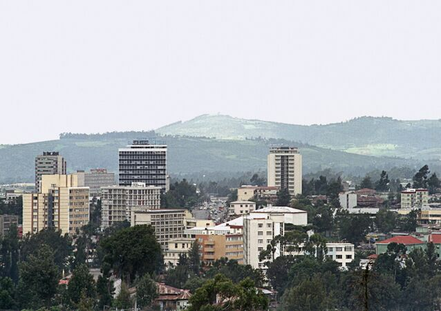 Addis-Abeba, image d'illustration
