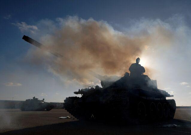 Situation en Libye, image d'illustration