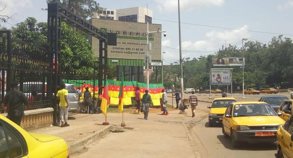 Yaoundé, Cameroun