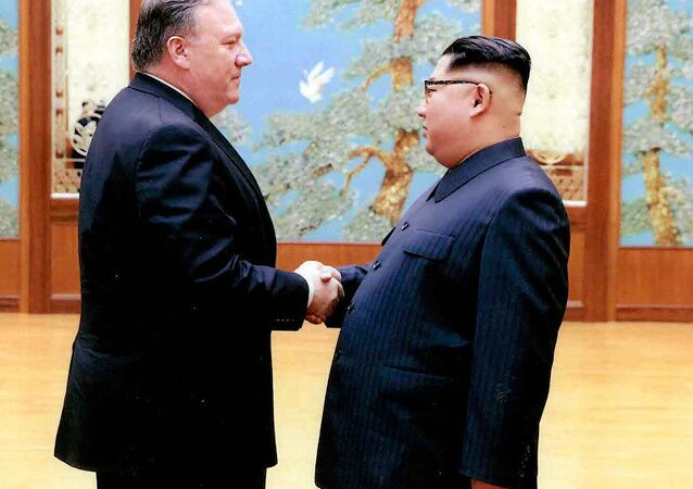 Mike Pompeo donne des détails sur son entrevue avec Kim Jong-un