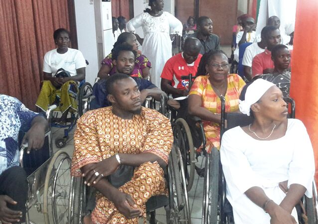 Les Ivoiriens en situation d'handicap, Côte d'Ivoire