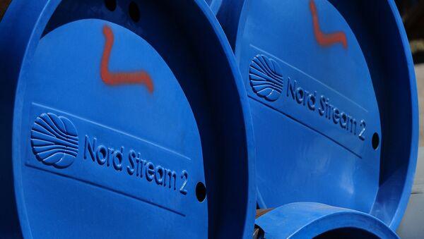 Nord Stream 2, deux conduites - Sputnik France