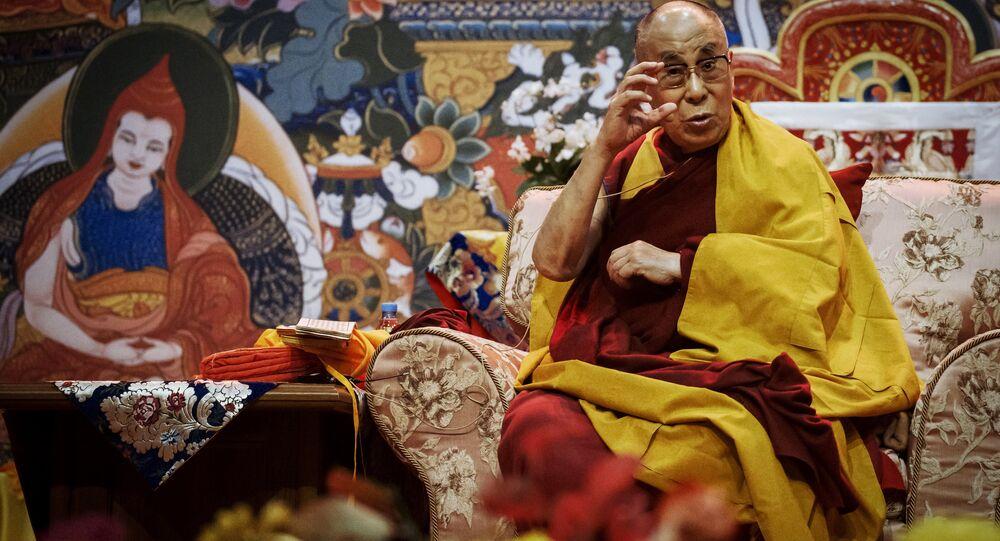 Le Dalaï-Lama (archives)