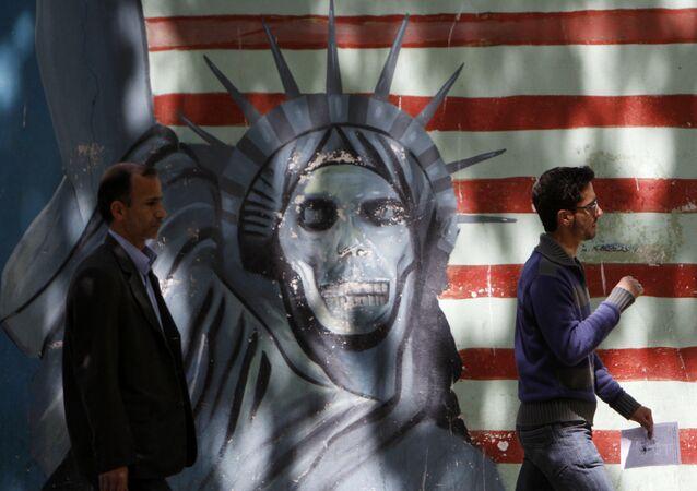 Le conflit entre les États-Unis et l'Iran