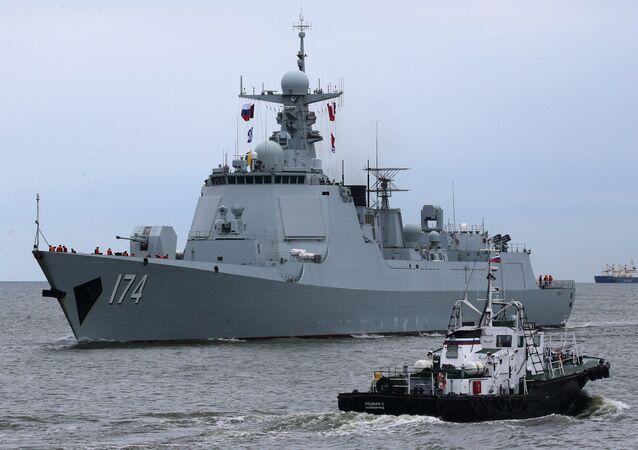 Marine chinoise (image d'illustration)