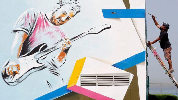 Eurovision Village, image d'illustration - Sputnik France