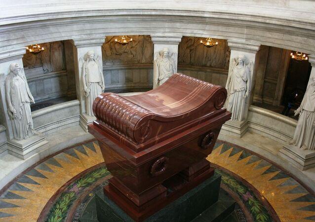 le tombeau de Napoléon Ier