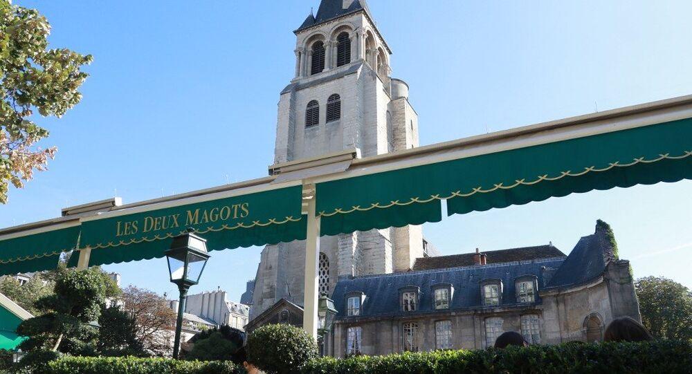 L'église Saint-Germain-des-Prés à Paris (archives photo)
