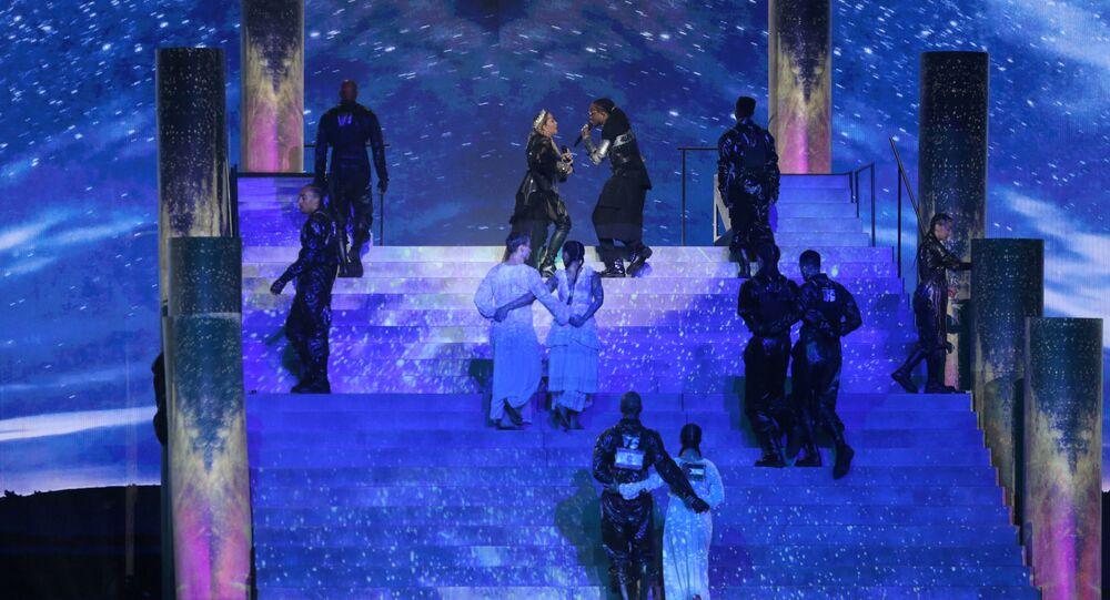 Prestation de Madonna, Eurovision 2019