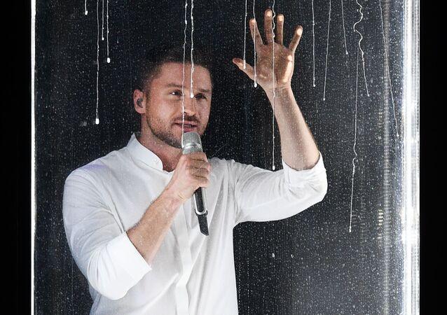 Sergueï Lazarev à l'Eurovision 2019