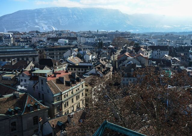 Genève, image d'illustration