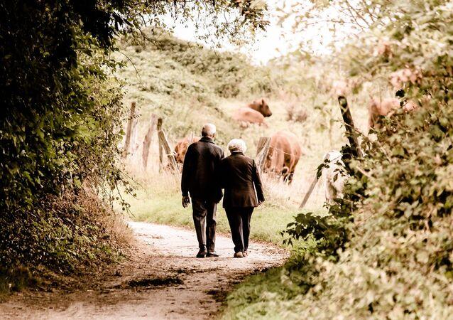Un couple (image d'illustration)