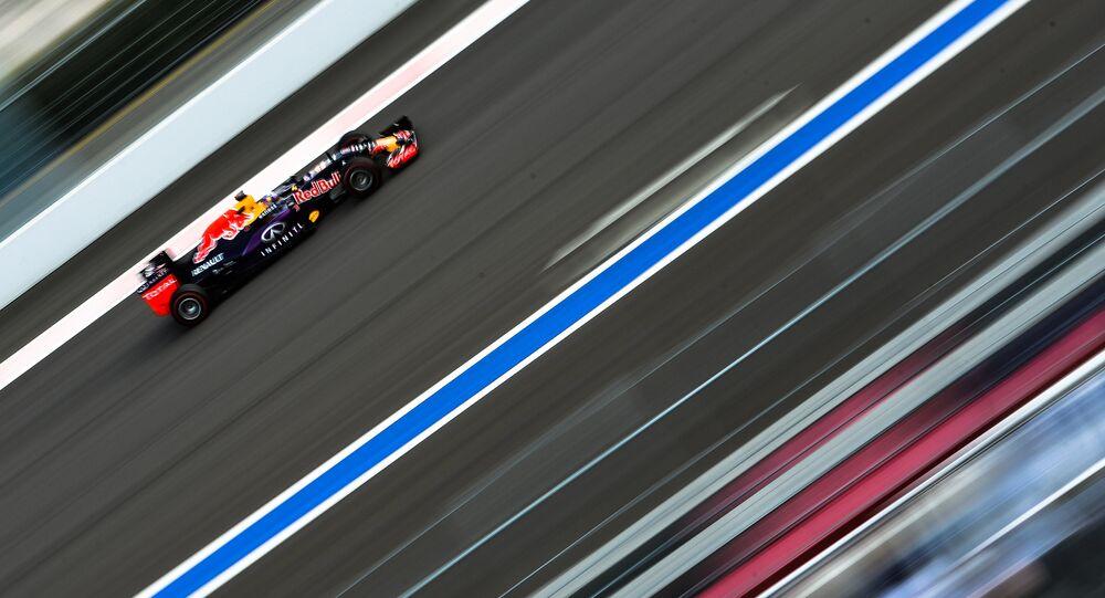 Formule 1, image d'illustration