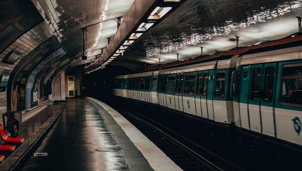 Métro de Paris (image d'illustration) - Sputnik France