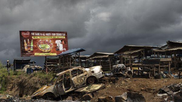 Attaque par des séparatistes anglophones le 3 octobre 2018, Cameroun - Sputnik France