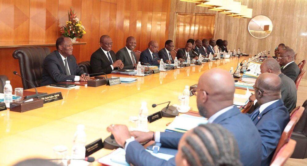 Conseil des ministres du 22 mai 2019, Côte d'Ivoire