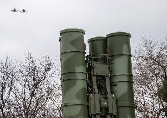 Systèmes S-400