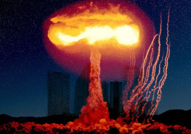 Un test nucléaire