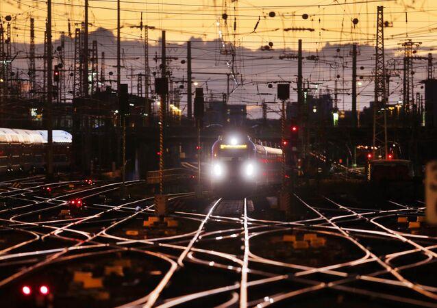 Chemins de fer allemands (archive photo)