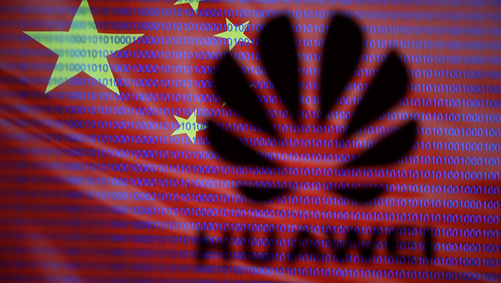 Logo de Huawei - Sputnik France, 1920, 25.08.2021