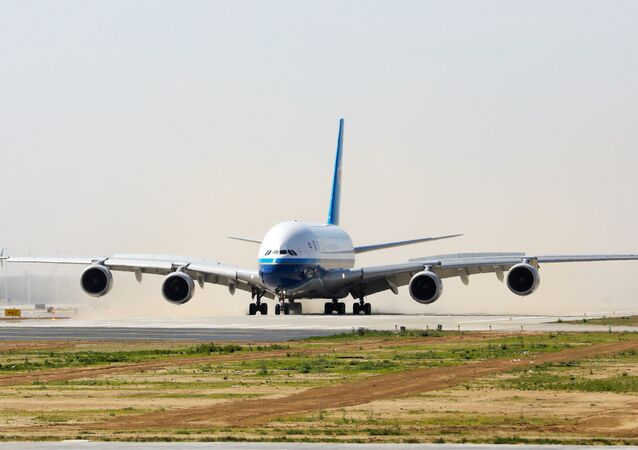 China Southern Airlines Airbus A380, image d'illustration