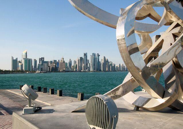 Doha, le Qatar